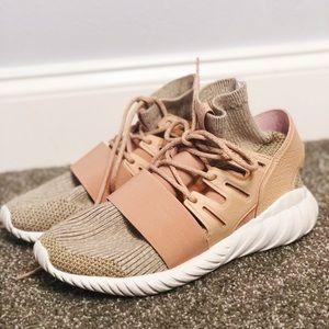Adidas men's tubular doom prime knit sneaker 7.5